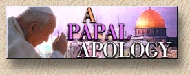 A Papal Apology