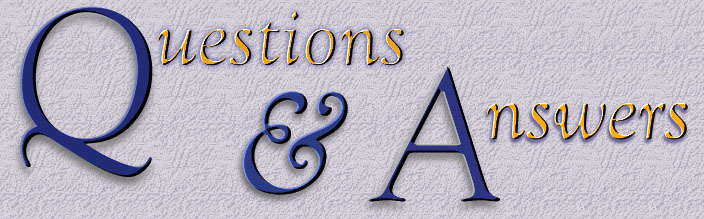 Bible Questions and Christian Answers